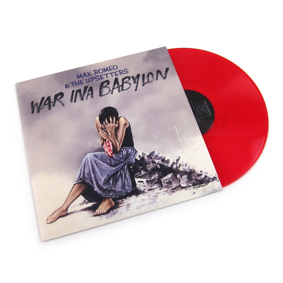 Max Romeo & The Upsetters: War Ina Babylon (Colored Vinyl) Vinyl LP