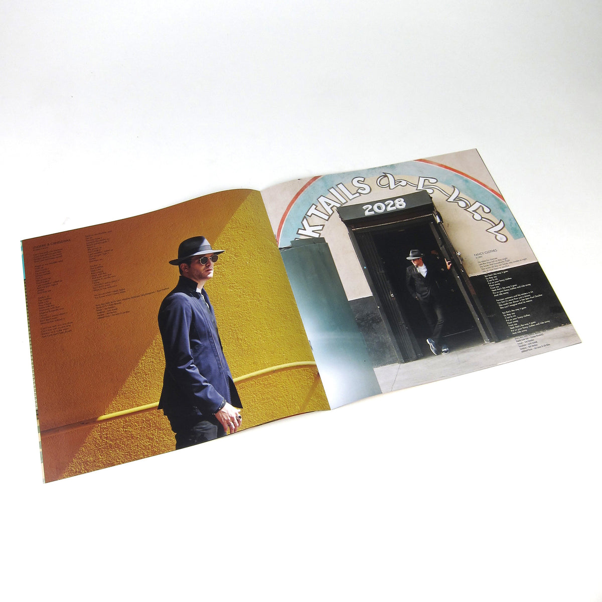Mayer Hawthorne: Man About Town Vinyl LP