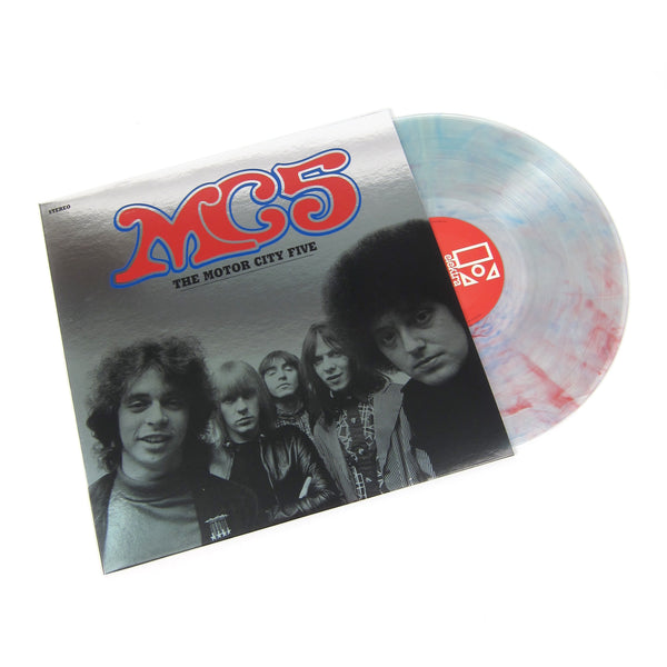 MC5: The Motor City Five (180g, Colored Vinyl) Vinyl LP