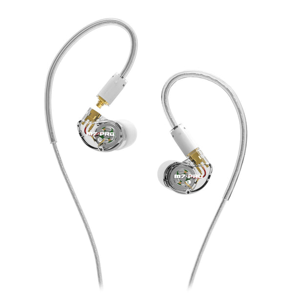 MEE audio: M7 PRO Musician's In-Ear Monitors - Clear
