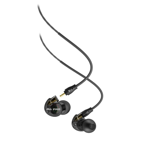 MEE audio: M6 PRO Musician's In-Ear Monitors - Black