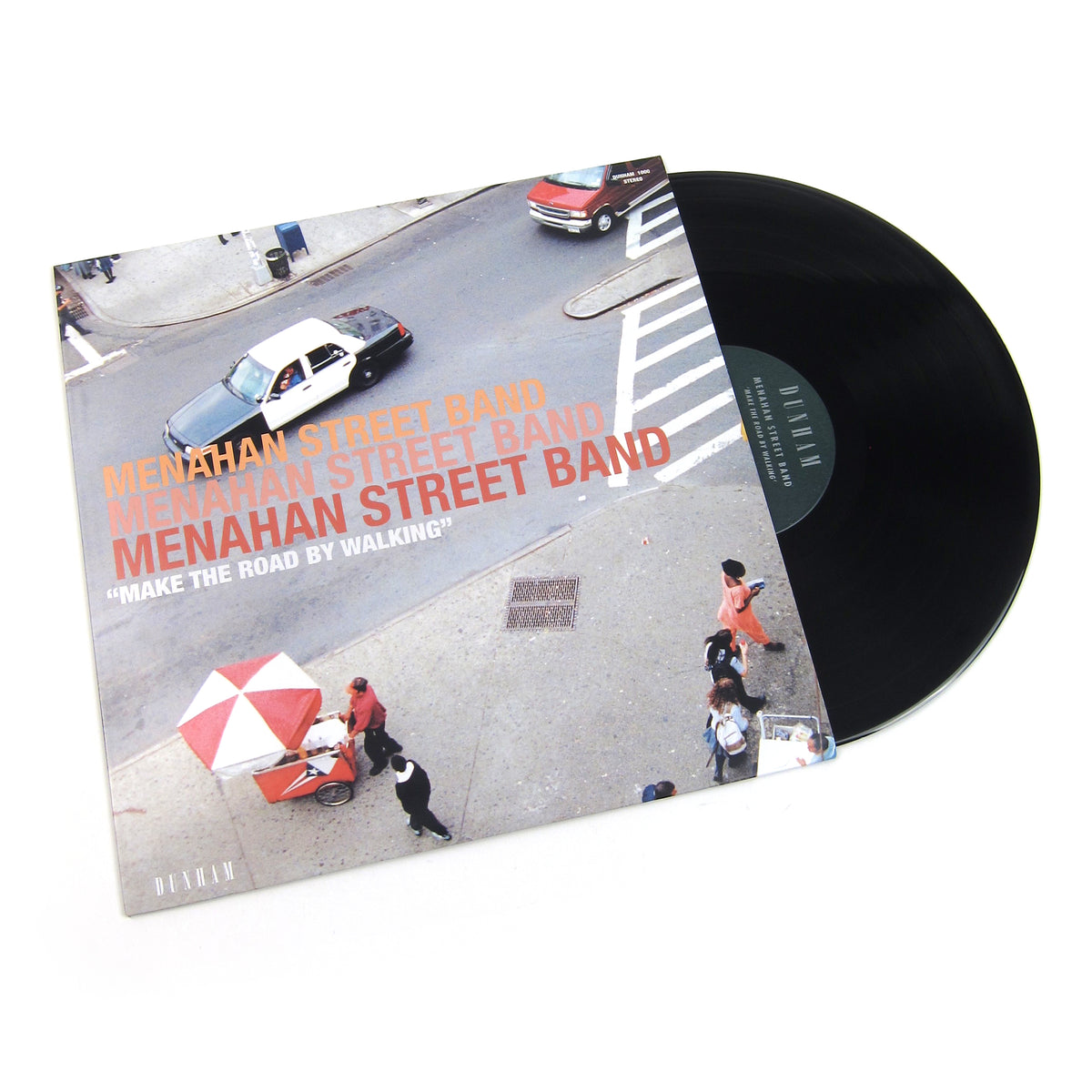 Menahan Street Band: Make The Road By Walking Vinyl LP