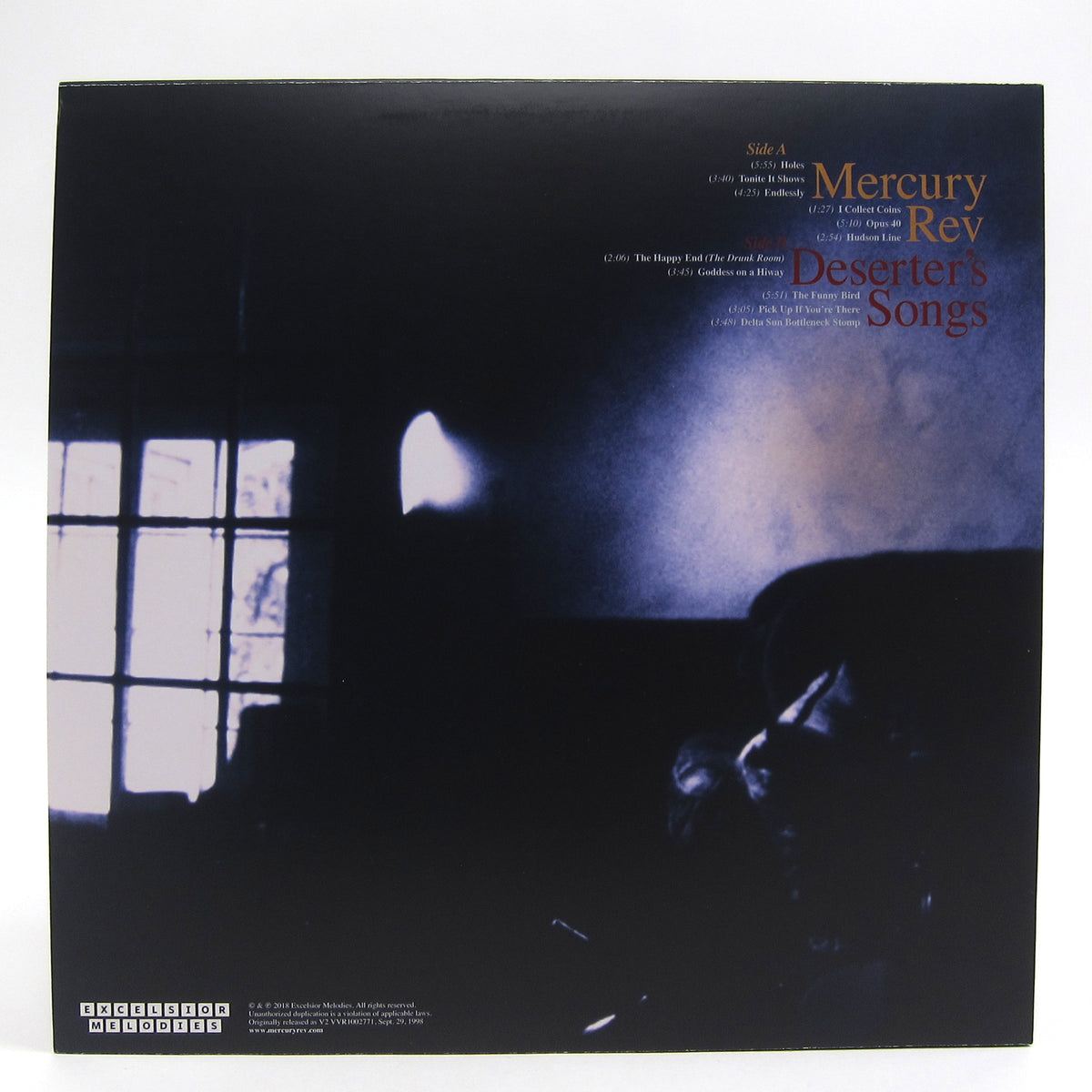 Mercury Rev: Deserter's Songs Vinyl LP