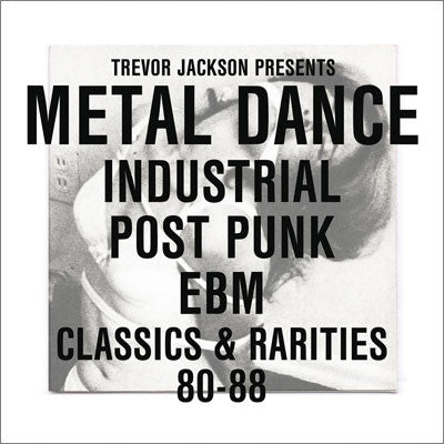 Trevor Jackson: Presents Metal Dance 2LP