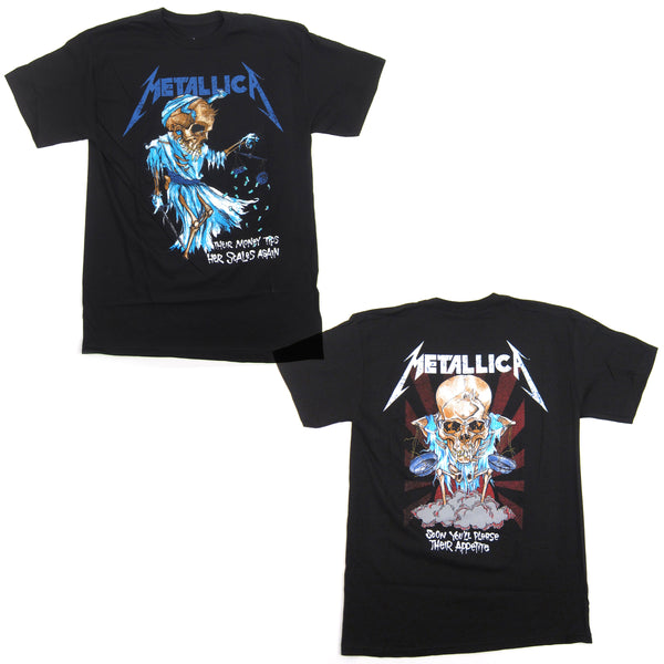 Metallica: Doris Shirt - Black