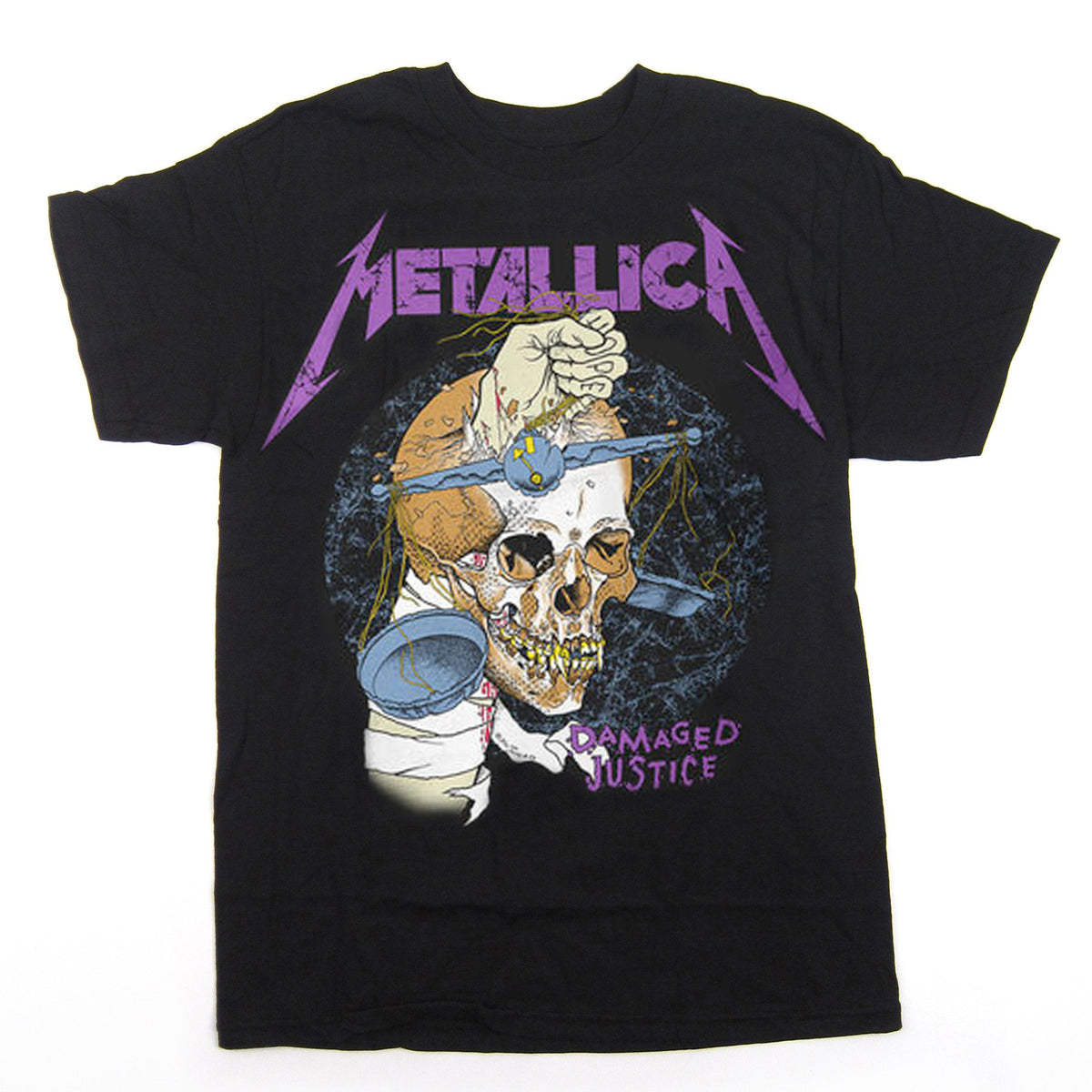 Metallica: Harvester of Sorrow Shirt - Black