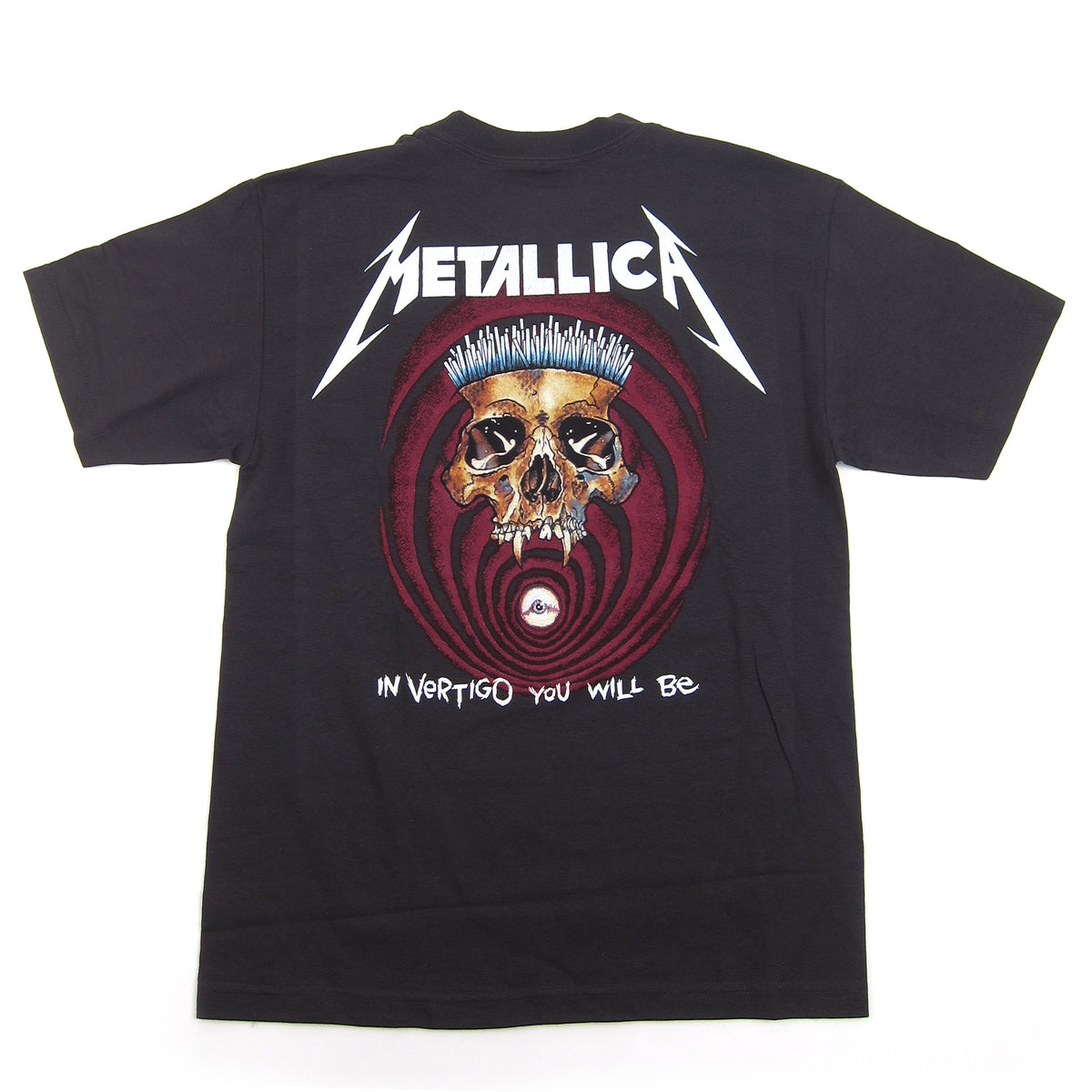Metallica: Shortest Straw Shirt - Charcoal