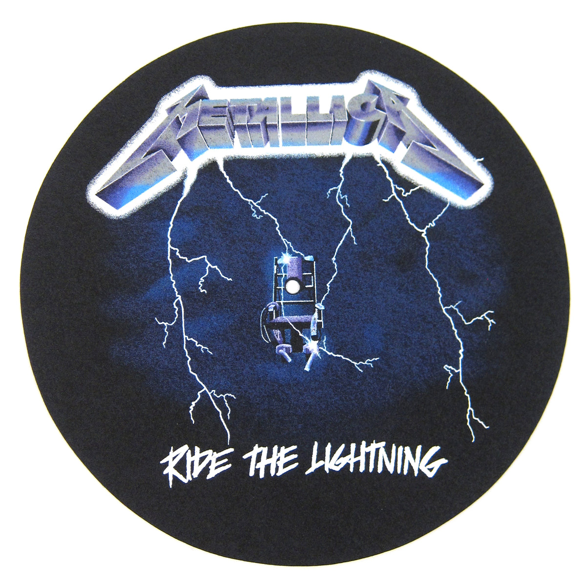 Metallica: Kill Em All / Ride The Lightening - Slipmat Set (Pair)