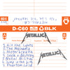 Metallica: No Life Til Leather Cassette (Record Store Day)
