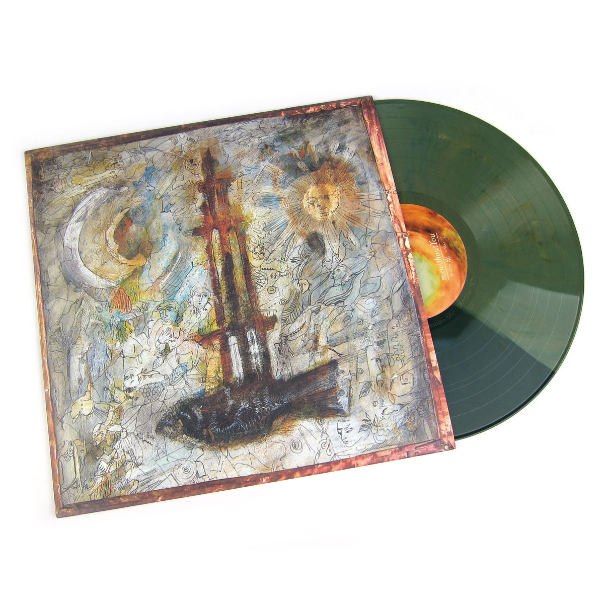 mewithoutYou: Brother, Sister (Colored Vinyl) Vinyl LP