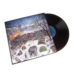 mewithoutyou: Ten Stories (Colored Vinyl) Vinyl LP