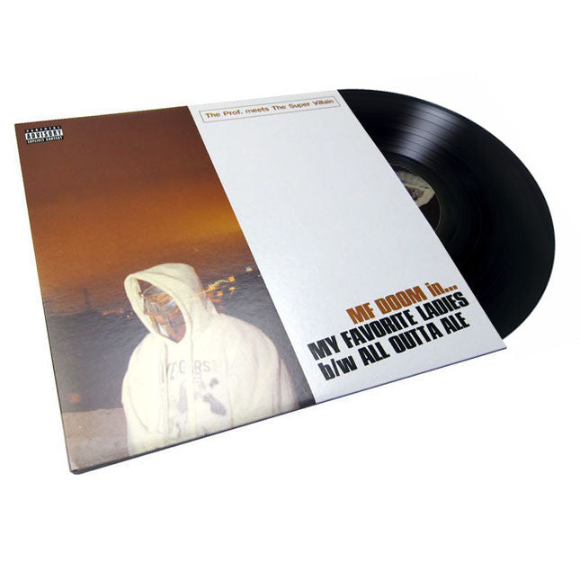MF Doom: My Favorite Ladies Vinyl 12""