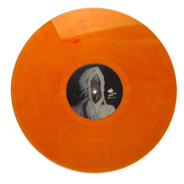 "MF Doom: My Favorite Ladies (Colored Vinyl) 12"" orange"