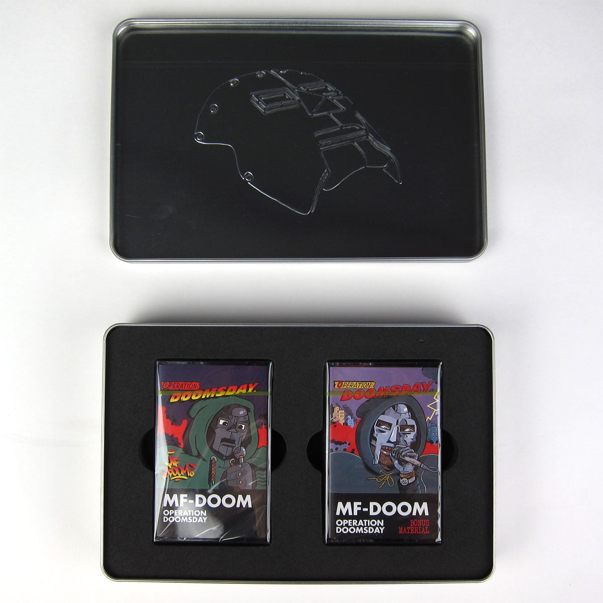 MF Doom: Operation Doomsday 2xCassette Boxset detail