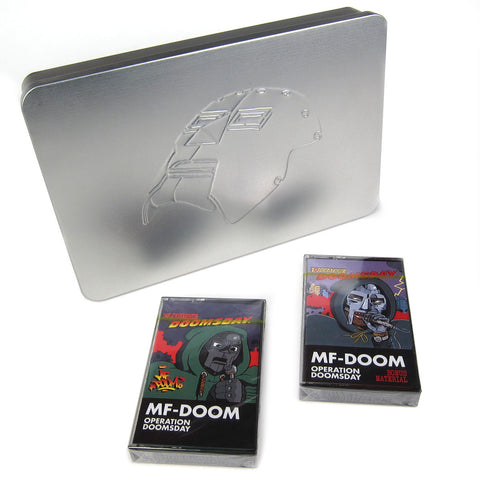 MF Doom: Operation Doomsday 2xCassette Boxset