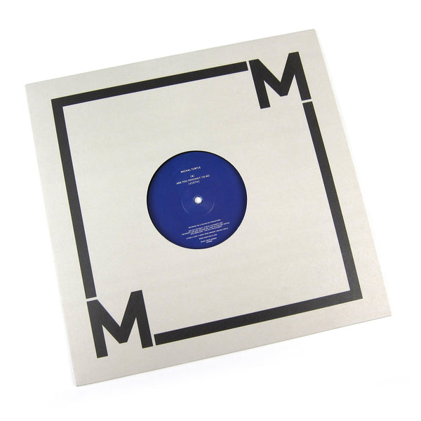 Michal Turtle: Are You Psychic? / Astral Decoy Vinyl 12""