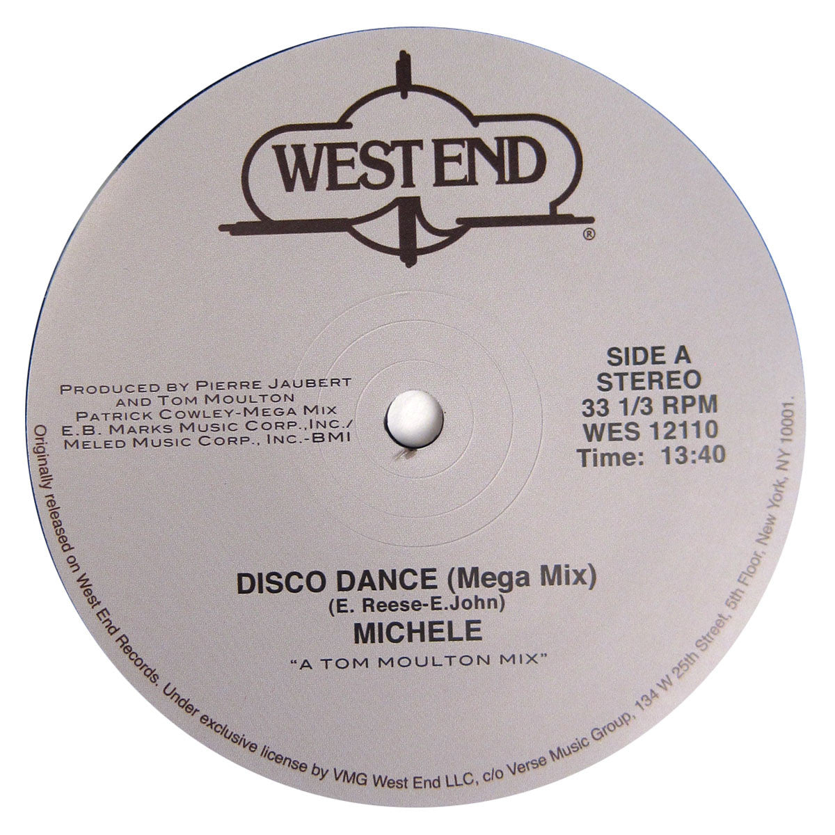 Michele: Disco Dance Vinyl 12""