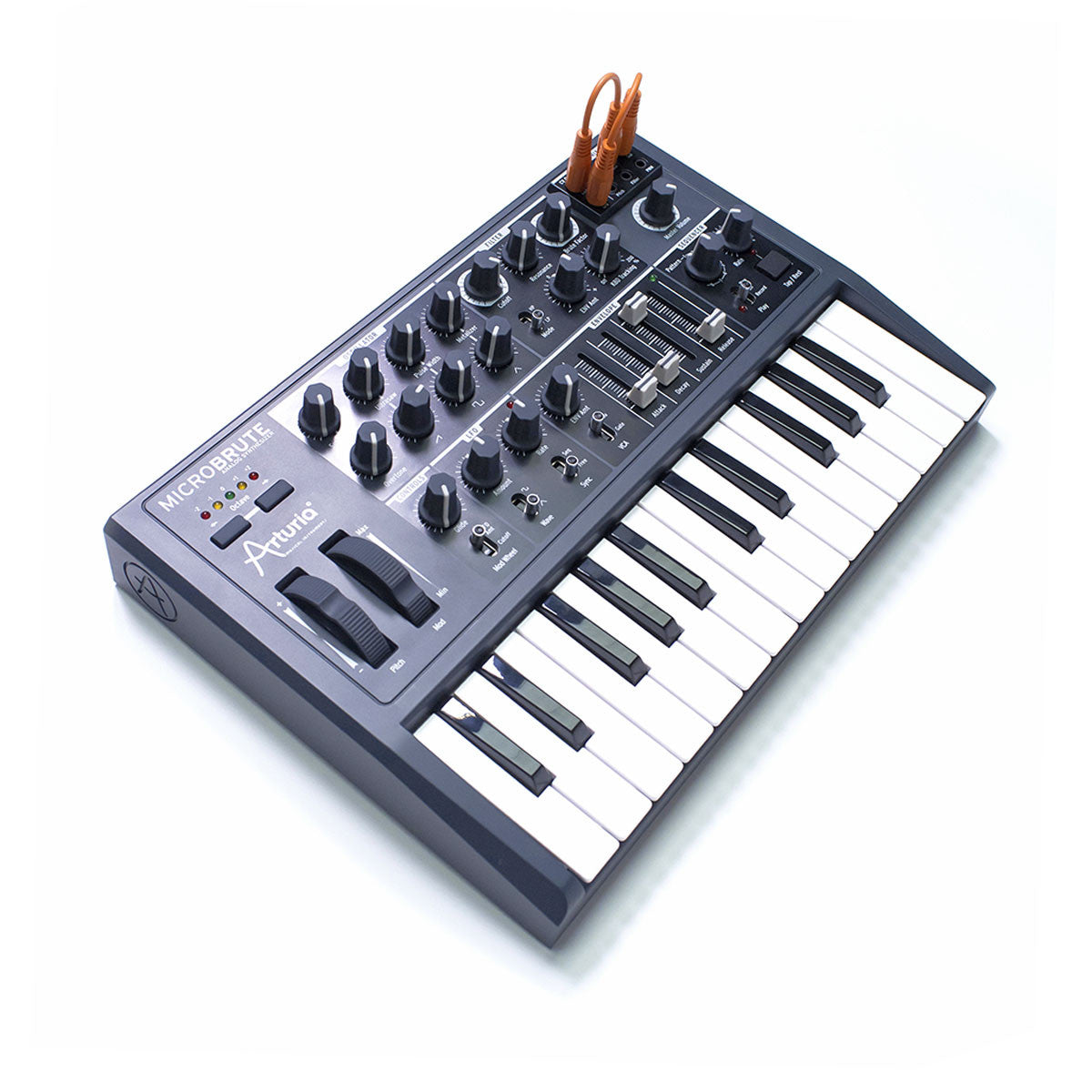 Arturia: Microbrute Analog Synthesizer angle