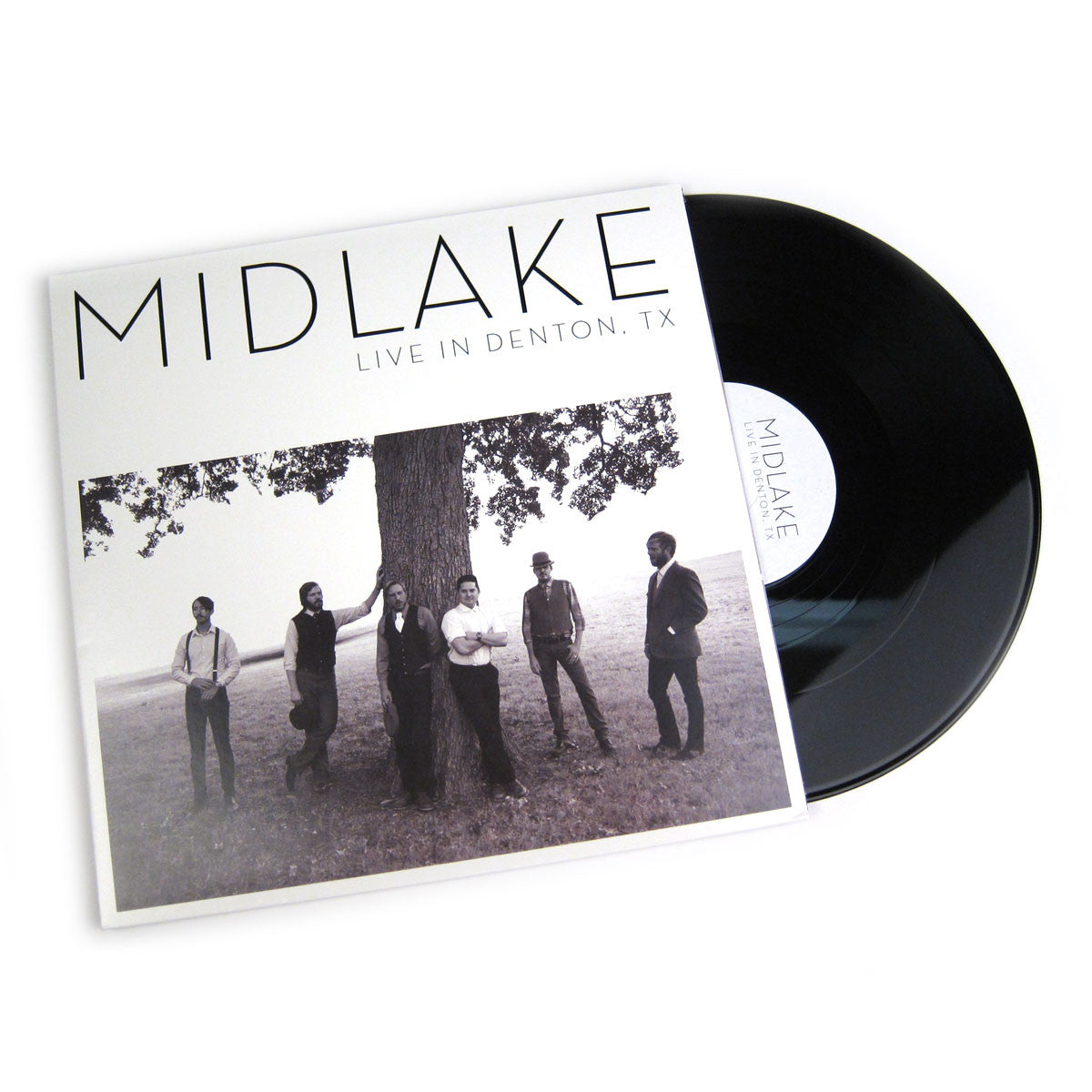 "Midlake: Live in Denton, TX Vinyl 12"" (Record Store Day)"