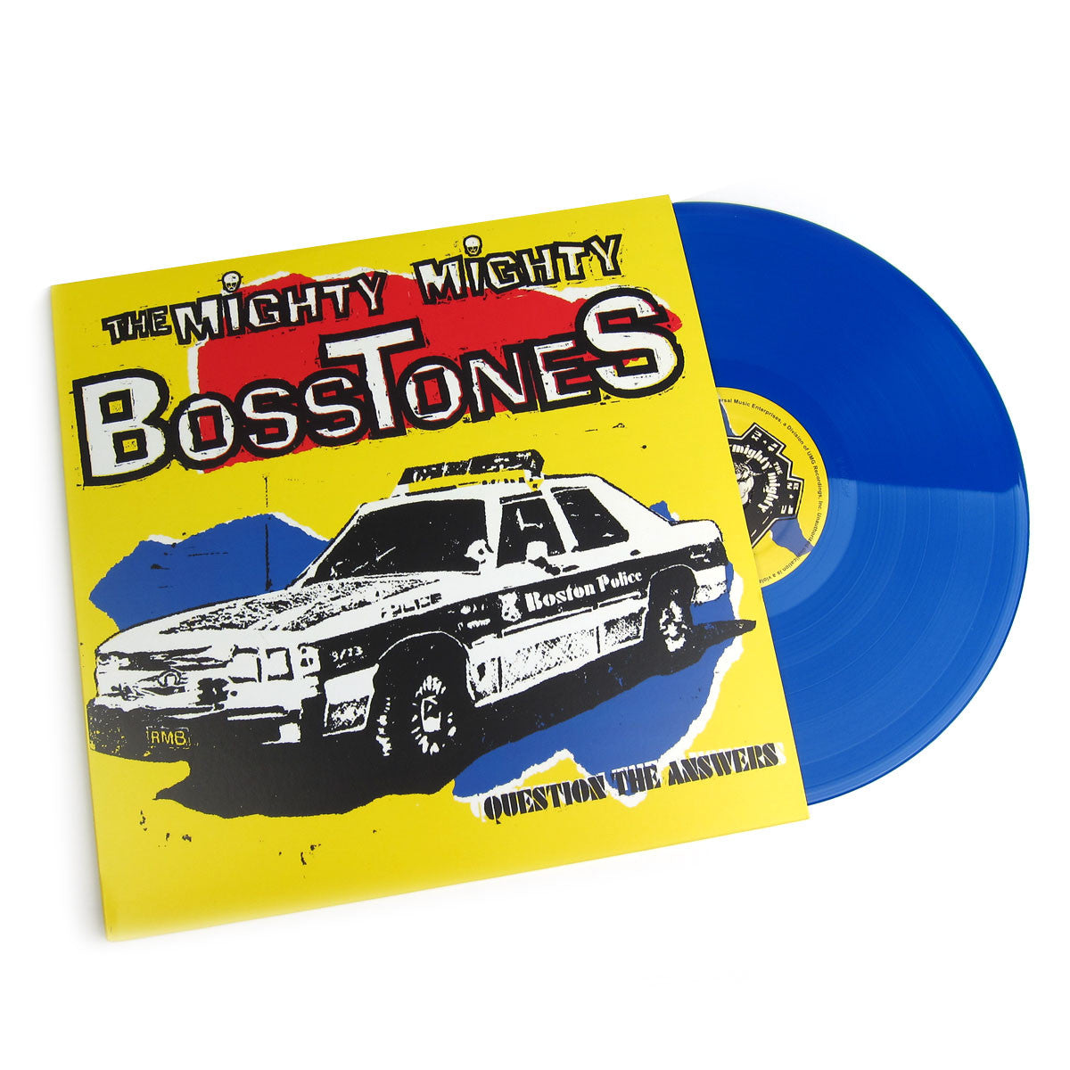 The Mighty Mighty Bosstones: Question The Answers (Colored Vinyl) Vinyl LP (Record Store Day)