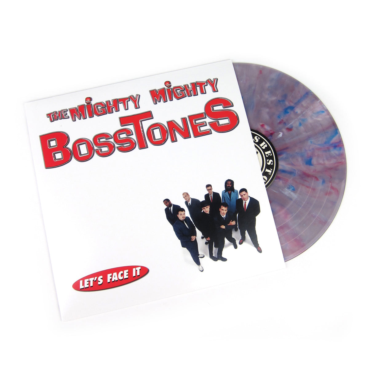 The Mighty Mighty Bosstones: Let's Face It (Americana Colored Vinyl) Vinyl LP