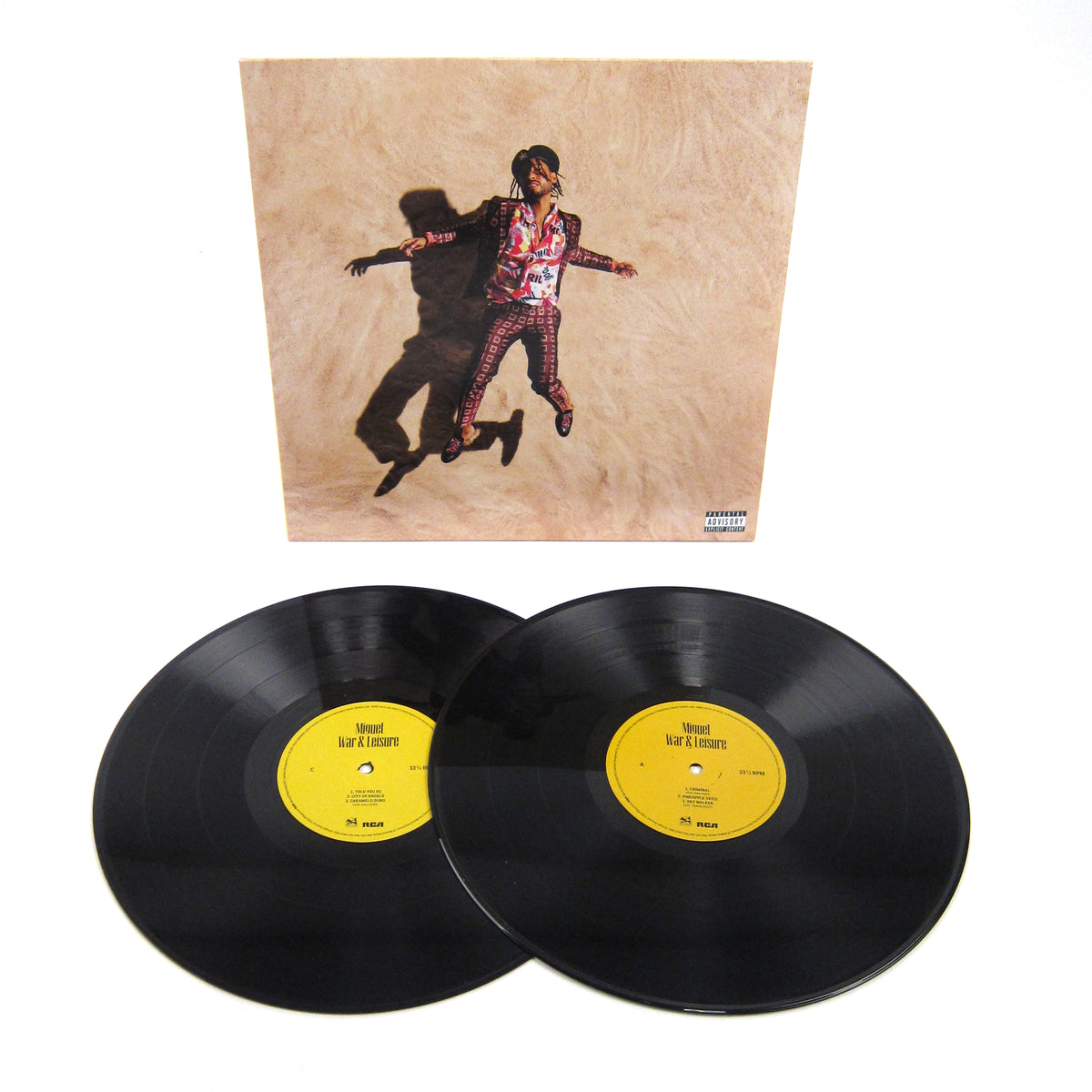 Miguel: War & Leisure Vinyl 2LP