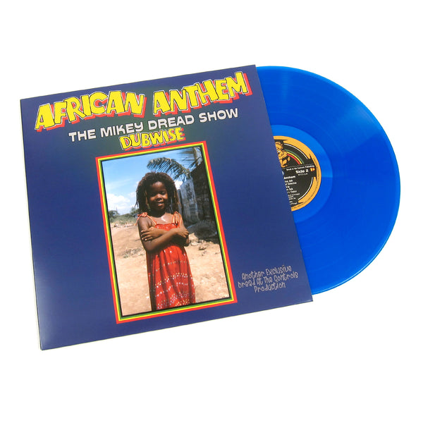 Mikey Dread: African Anthem Dubwise (Music On Vinyl 180g Colored Vinyl) Vinyl LP