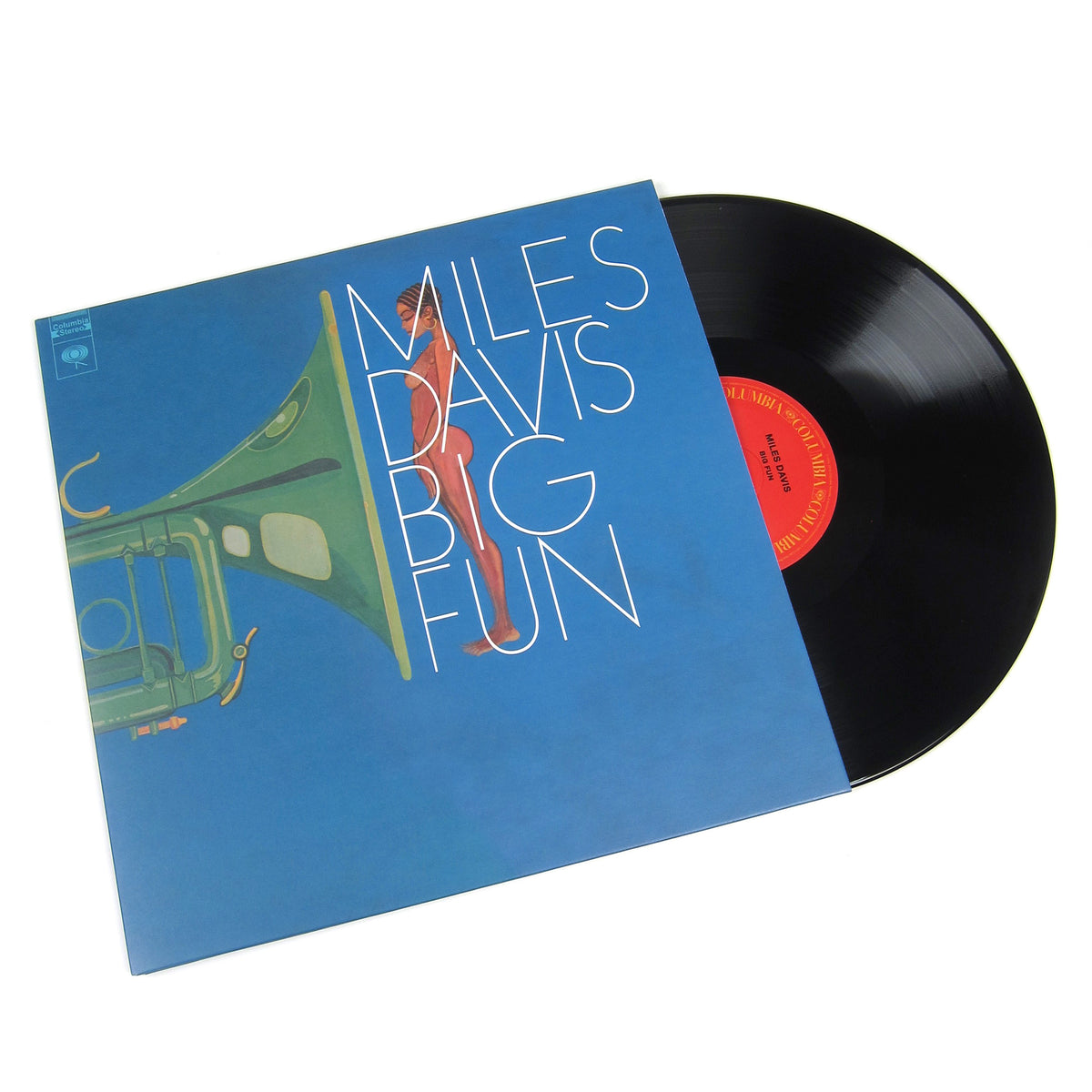 Miles Davis: Big Fun (Music On Vinyl 180g) Vinyl 2LP
