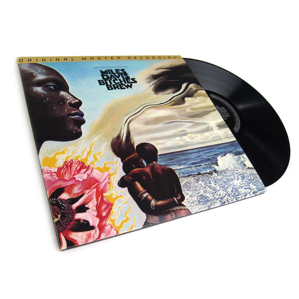Miles Davis: Bitches Brew (Numbered Limited Edition 180g) Vinyl 2LP