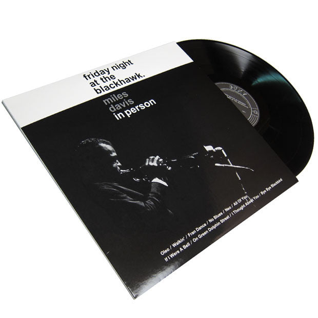 Miles Davis: In Person, Friday Night at the Blackhawk (1961) 2LP