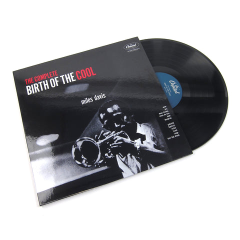 Miles Davis: The Complete Birth Of The Cool Vinyl 2LP