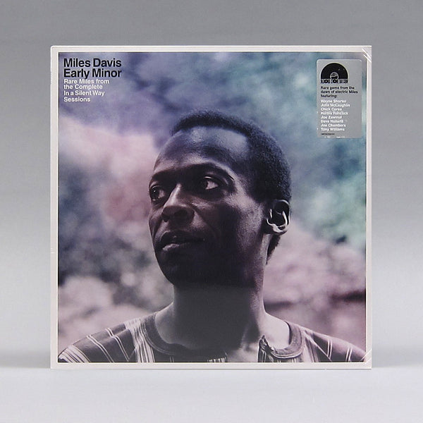 Miles Davis: Early Minor - Rare Miles From The Complete In A Silent Way Sessions Vinyl LP (Record Store Day)