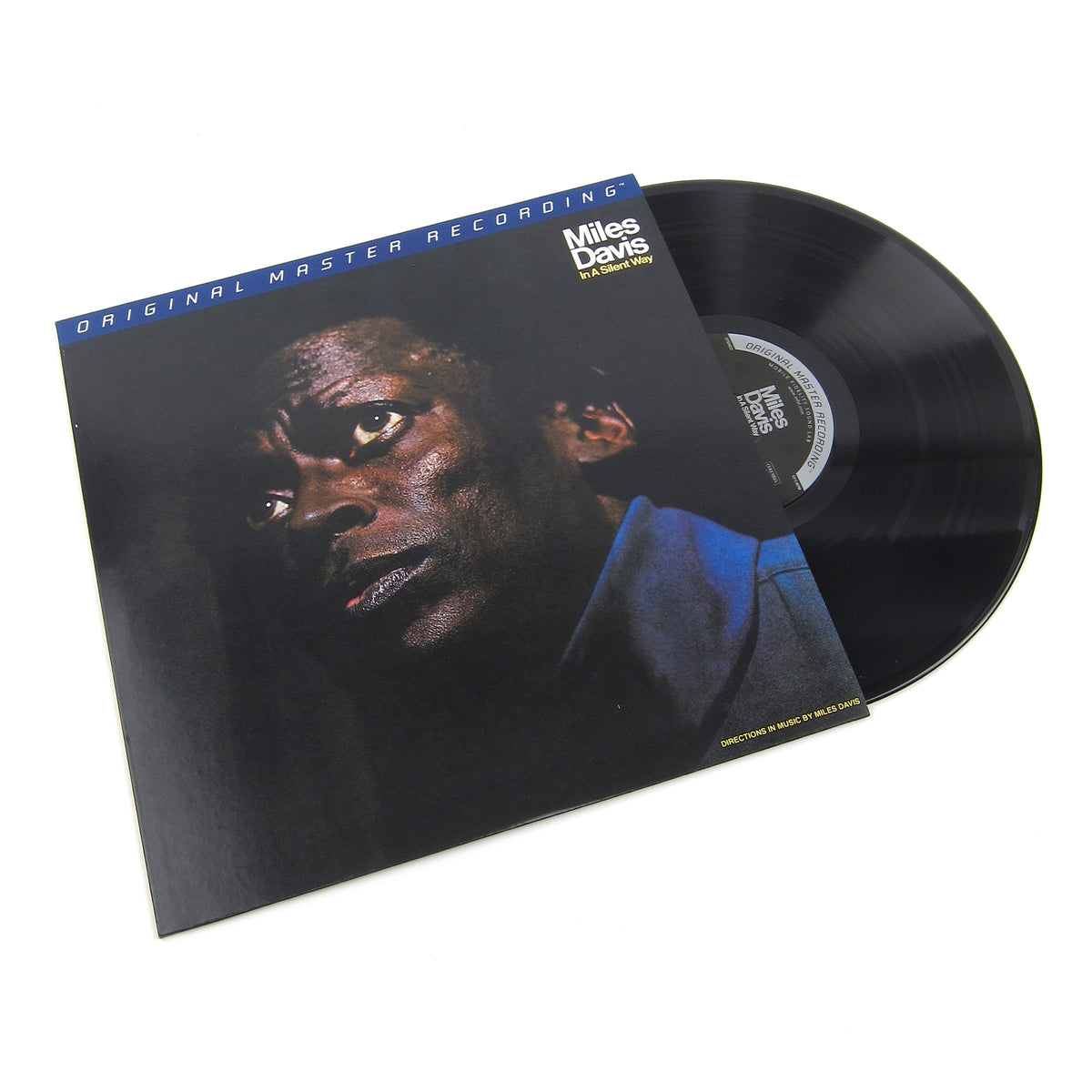 Miles Davis: In A Silent Way (MoFi 180g) Vinyl LP