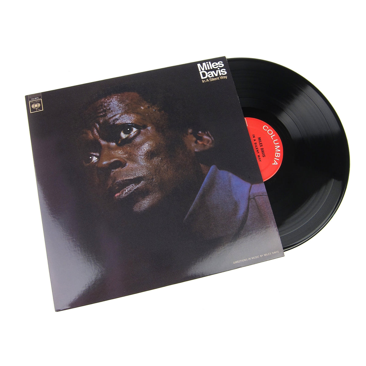 Miles Davis: In A Silent Way (180g) Vinyl LP