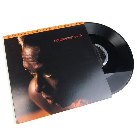 Miles Davis: Nefertiti (Numbered Limited Edition 45rpm, 180g) Vinyl 2LP
