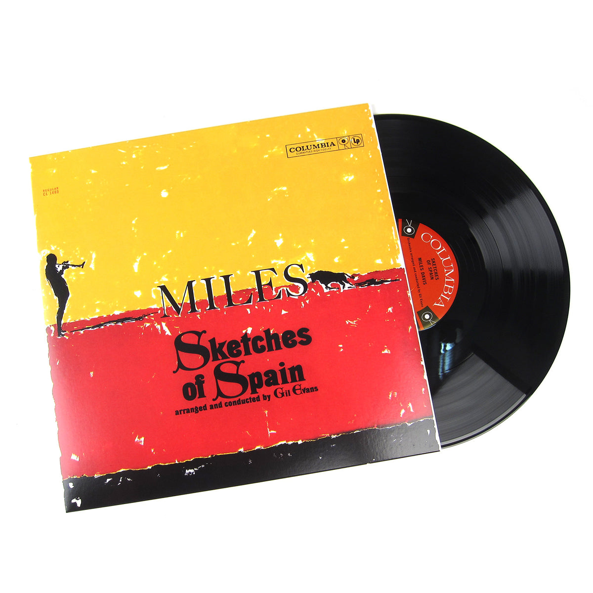 Miles Davis: Sketches Of Spain (180g) Vinyl LP