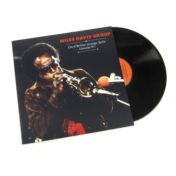 Miles Davis Group: Live at Berliner Jazztage, 6 November 1971 Vinyl