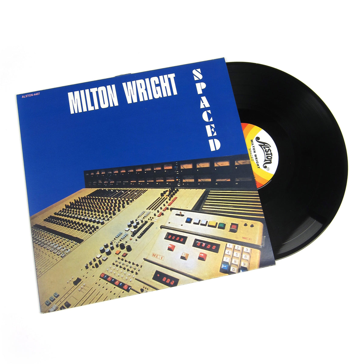 Milton Wright: Spaced Vinyl LP