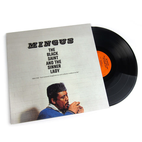 Charles Mingus: The Black Saint And The Sinner Lady Vinyl LP