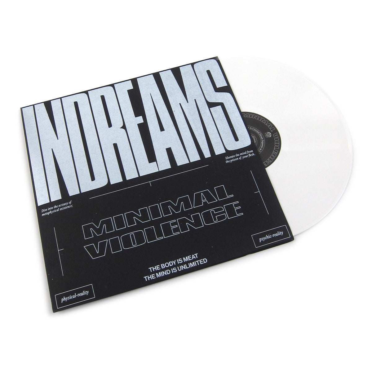 Minimal Violence: InDreams (Colored Vinyl) Vinyl LP
