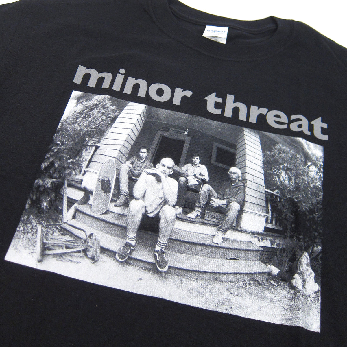 Minor Threat: Salad Days Shirt - Black