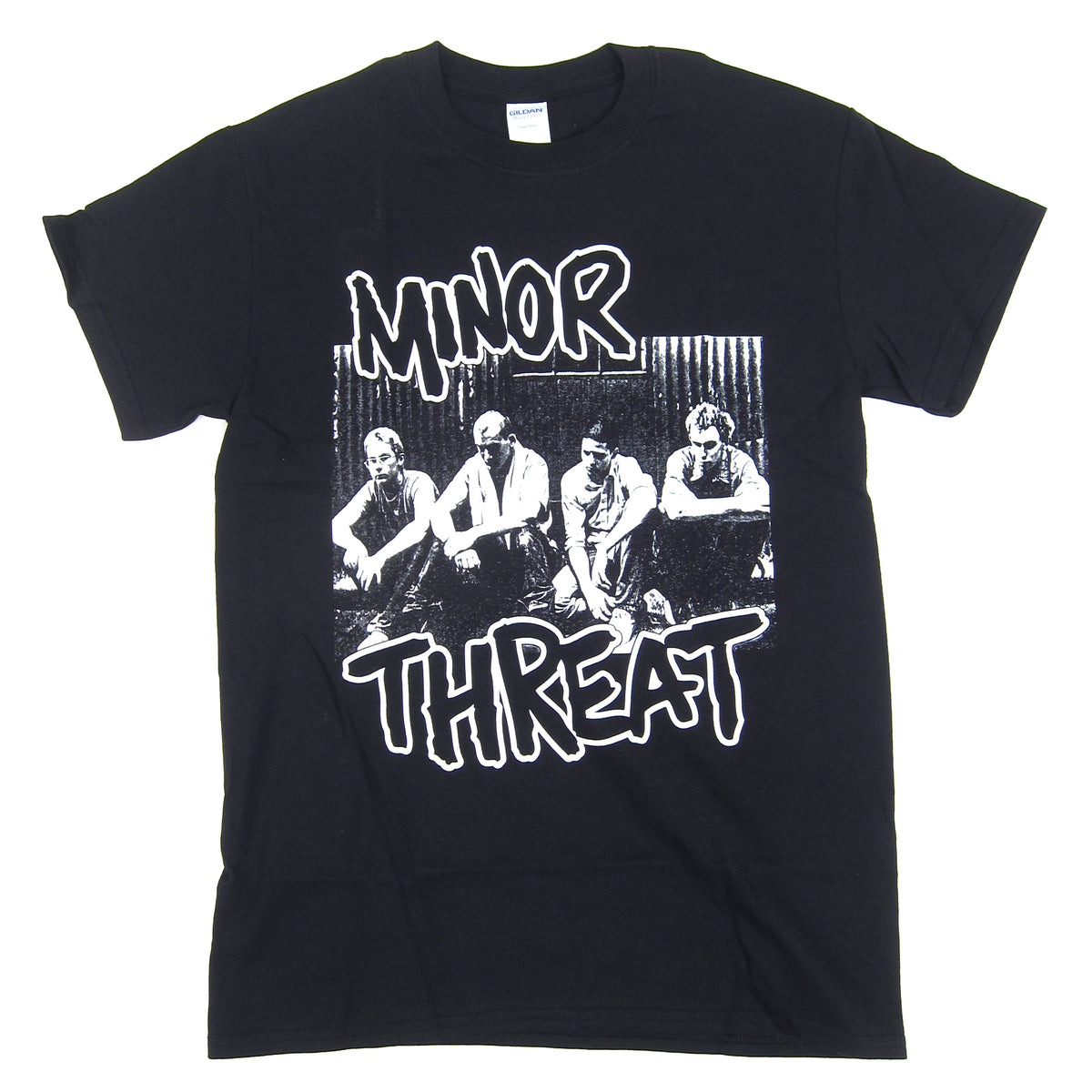 Minor Threat: Xerox Shirt - Black