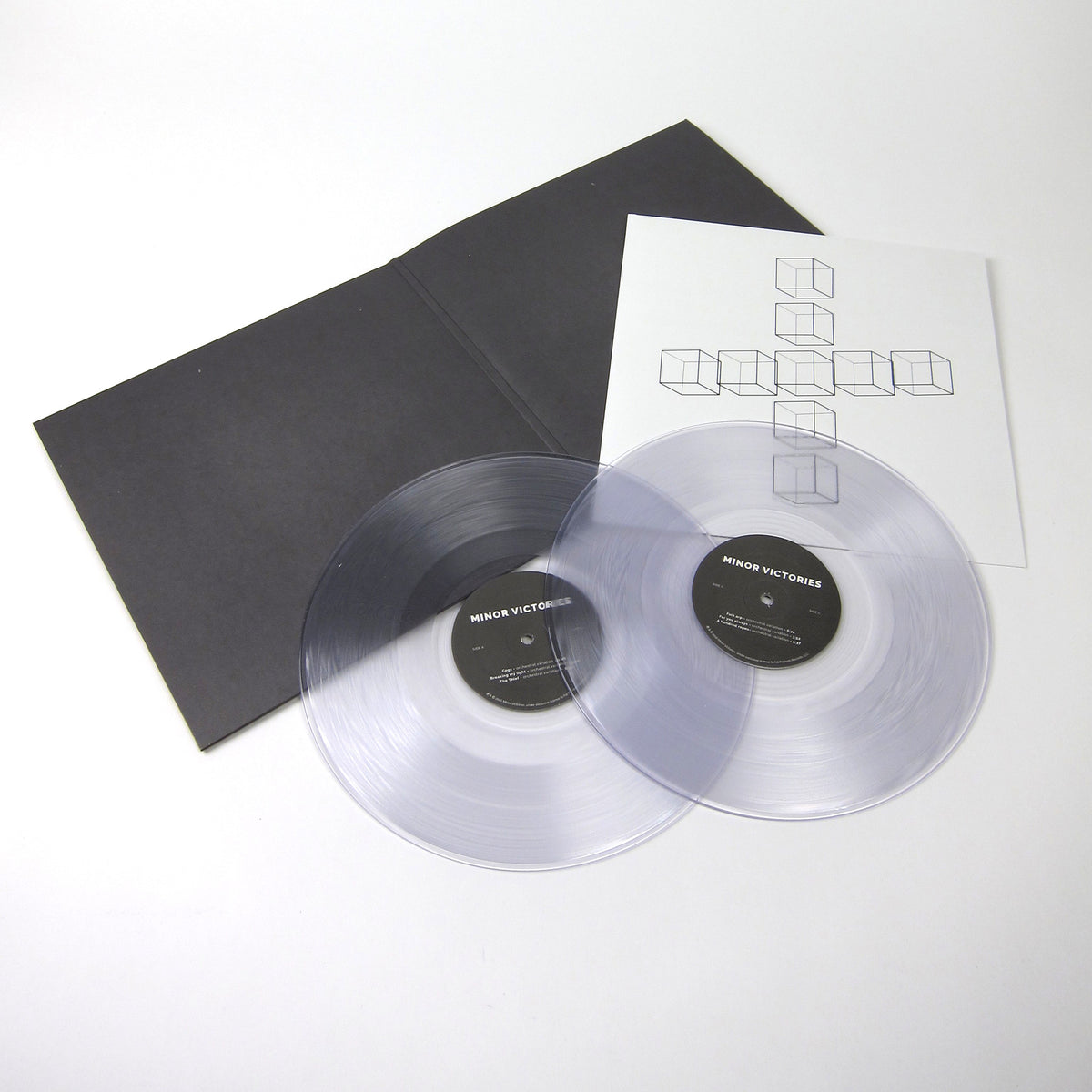 Minor Victories: Orchestral Variations (Colored Vinyl) Vinyl 2LP (Record Store Day)