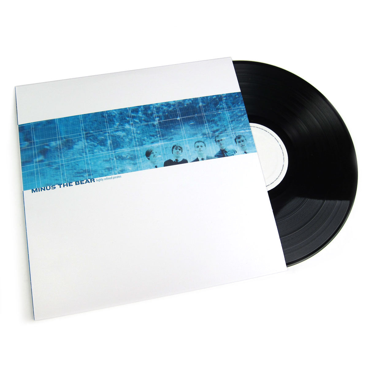 Minus The Bear: Highly Refined Pirates Vinyl LP