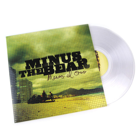Minus The Bear: Menos El Oso (Clear Colored Vinyl) Vinyl LP