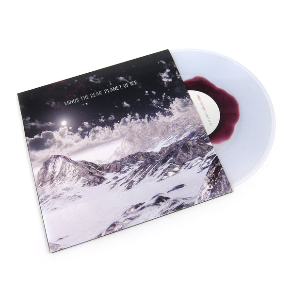 Minus The Bear: Planet Of Ice (Clear w/ Purple Swirl Colored Vinyl) Vinyl 2LP