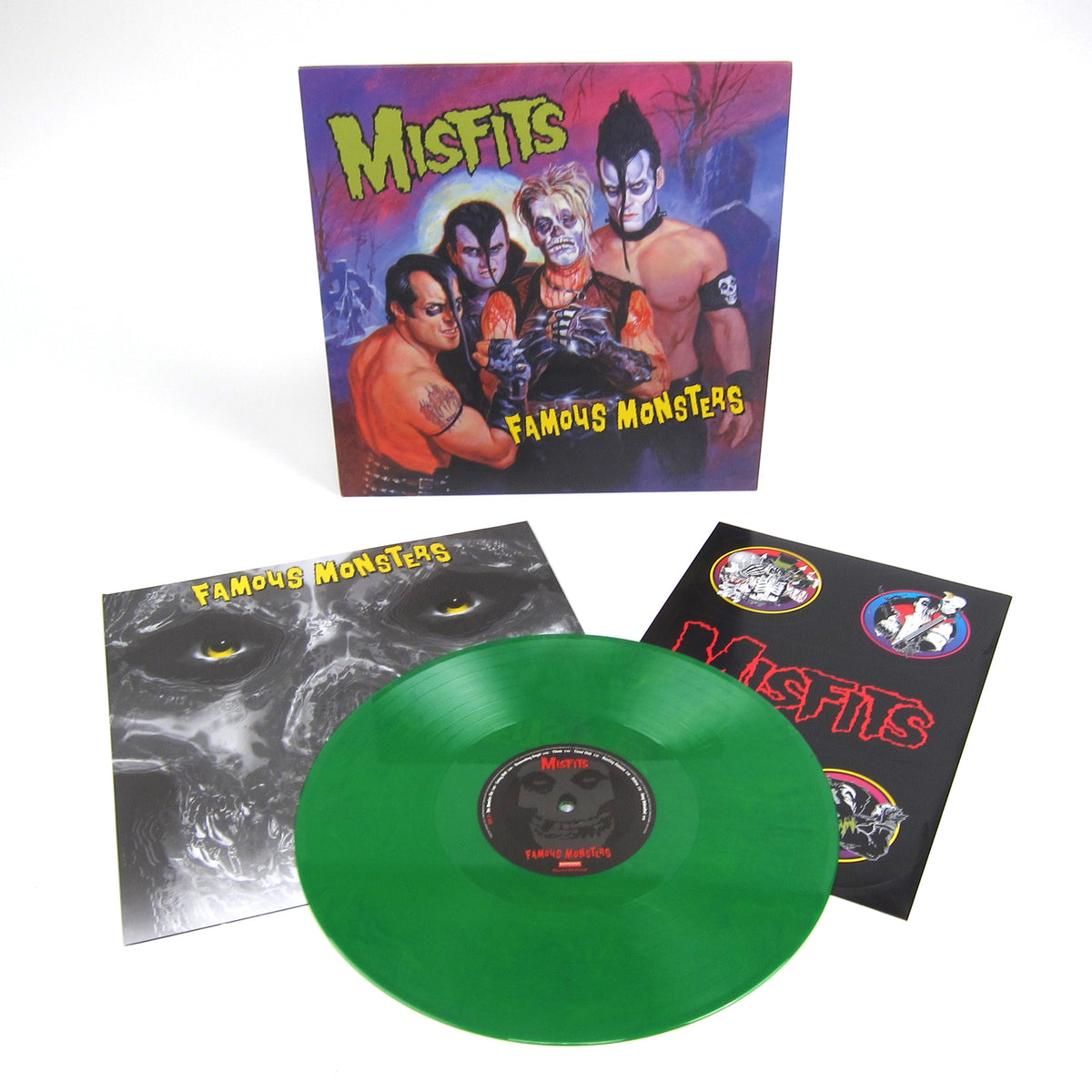 Misfits: Famous Monsters (Music On Vinyl 180g, Colored Vinyl) Vinyl LP