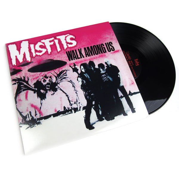Misfits: Walk Among Us Vinyl LP