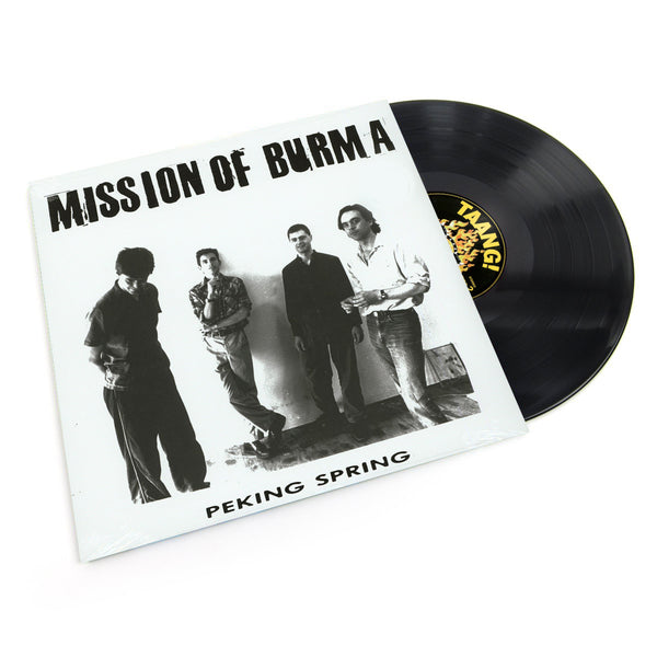 Mission Of Burma: Peking Spring Vinyl LP (Record Store Day)