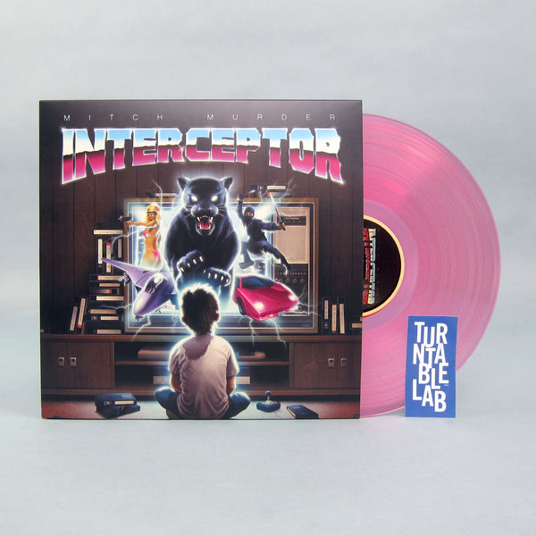 Mitch Murder: Interceptor (Colored Vinyl) 2LP - Turntable Lab Exclusive